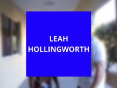 <i class='fa fa-lock' aria-hidden='true'></i> Interview With Leah