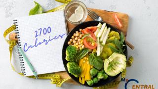 2700 Calories