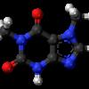 Paraxanthine_3D_ball